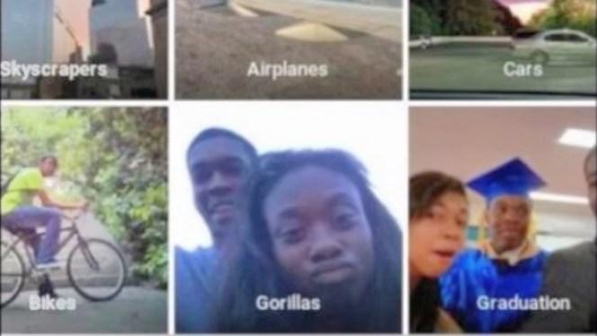 Yikes!!!  New Google App Calls Black People Gorillas