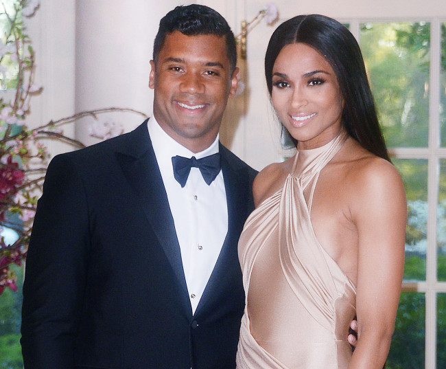 Did Ciara & Russell Wilson Secretly Apply For A Marriage License?