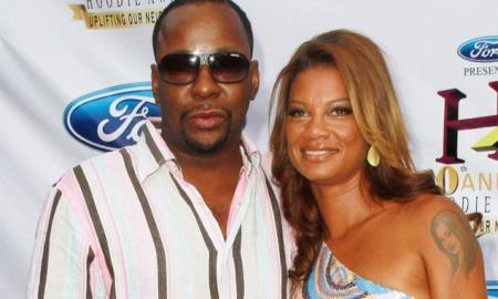 Bobby Brown Can't Catch A Break, His Wife Rushed To Hospital After Bobbi Kristina's Funeral After Suffering A Seizure
