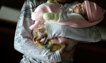 paraguay-pregnant-girl gives birth