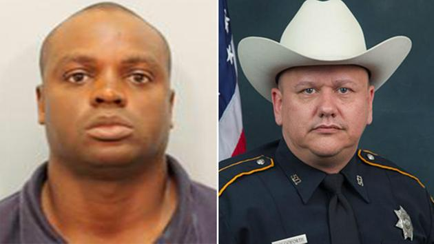 Suspect Shannon J. Miles Charged With Ambush & Murder of Houston Deputy