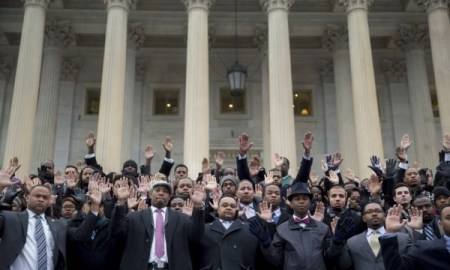 While You Were Sleeping: Congress Passed A Bill Addressing The Multiple Police Killings
