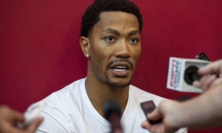 Derrick Rose Allegedly Say's Rape Accuser Was A willing Participant In Group Sex