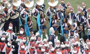 howard marching band