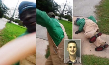 Video Emerged Of White Man Breaking Eldery Black Mans Jaw In Knockout Game; He Was Sentenced To 6 Years