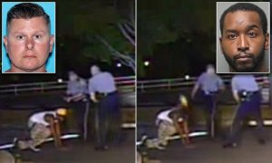 Delaware Cop Who Kicked Handcuffed Black Man In The Face Breaking His Jaw Is Acquitted