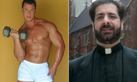 "Catholic Priest Being Sued For Paying A male ""Sexmaster"" Out The Collection Plate"