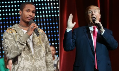 Rapper Chingy Say's He Did Not Endorse Donald Trump But See What Trump Tweets & Thinks About Chingy