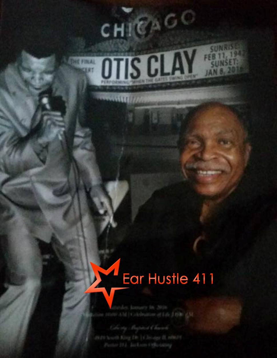 Otis Clay Obit