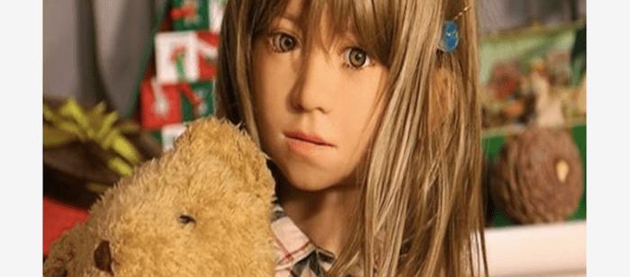 Man Creates Lifelike Child Sex Doll For People Committing Pedophile Crimes