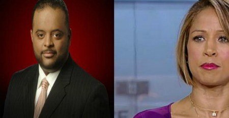 Roland Martin Puts Clueless Actress Stacey Dash On Blast!!! [Video]