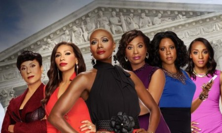 """Justice Has A New Dream Team """"Sisters In Law"""" On WE TV Coming This March 2016"""