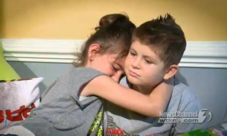 8- Year Old Boy Stricken With Cancer Has Died, He Found True Love In The Final Months Of His Life