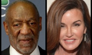 Cosby Wins Dismissal Of Former Super Model Janice Dickinson's Defamation Complaint