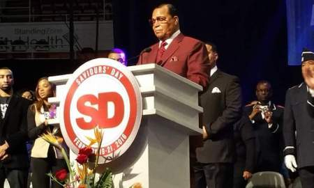 "During The 2016 Saviors Day Event, Minister Louis Farrakahn Said, "" If The Police Will Not Protect Beyonce, The Nation Of Islam Will"