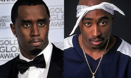 p diddy and pac