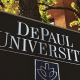 Depaul University Cancels Event At Trump Tower In Chicago