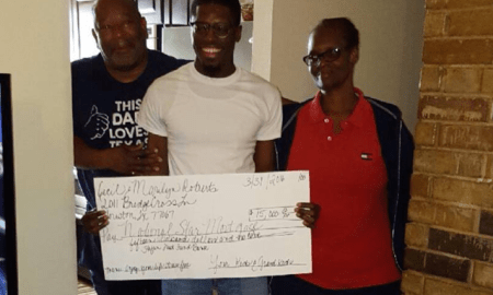 College Student Pays Off Grandparents Mortgage On Easter