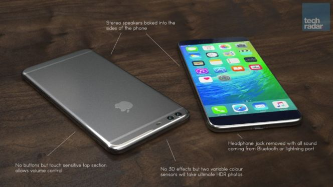 What the rumored phones may look like. Photo Credit: Tech Radar