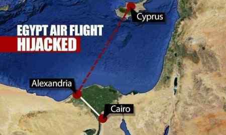 Plane Hijacked