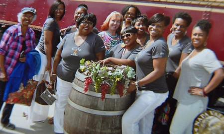 Black Women Who Got Kicked Off Train In Napa Valley For Laughing Wins $11M Dollar Discrimination Lawsuit