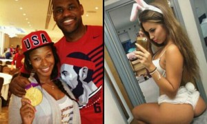 Lebron James Caught Direct Messaging Another Players Girlfriend