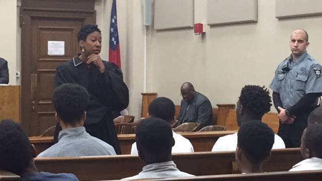 Georgia Judge Brings Disrespectful Kids Heading In The Wrong Direction To Tears When She Mother's Them
