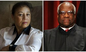 Supreme Court Judge Clarence Thomas Ex-Girlfriend Claims They Had A Threesome With A Female Colleague