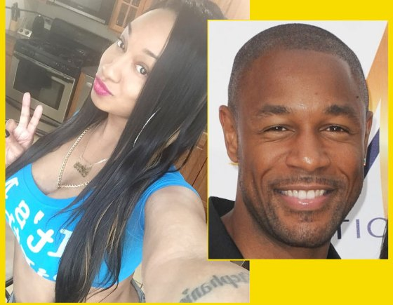 Transgender Sydney Starr Claims R & B Artist Tank Has Been Posting In Her Inbox & She Posted His Messages To Prove It