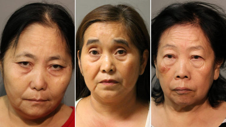 3 Women Busted At Chicago O' Hare For Allegedly Sneaking In $3 Million In Opium