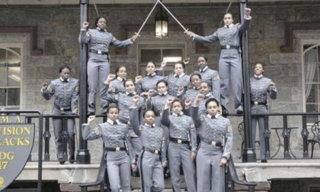 West Point Is Investigating 16 Black Female Cadets Raising Their Fists In Solidarity