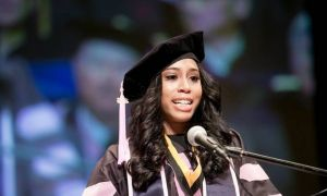 Meet the First African American Valedictrian At The Worlds First School Of Dentistry In 176 Years