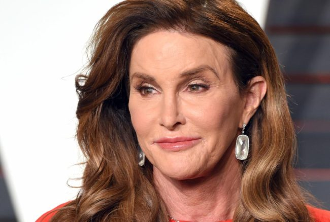 BEVERLY HILLS, CA - FEBRUARY 28: Caitlyn Jenner attends the 2016 Vanity Fair Oscar Party Hosted By Graydon Carter at Wallis Annenberg Center for the Performing Arts on February 28, 2016 in Beverly Hills, California. (Photo by Karwai Tang/WireImage)