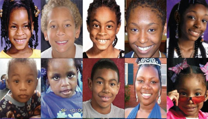 Thousands Of African American Children Are Missing From Ohio And Accross The Nation & The World Says Nothing Could This Be Human Or Organ Trafficking?