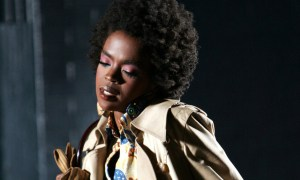 Lauryn Hill Video Shoot