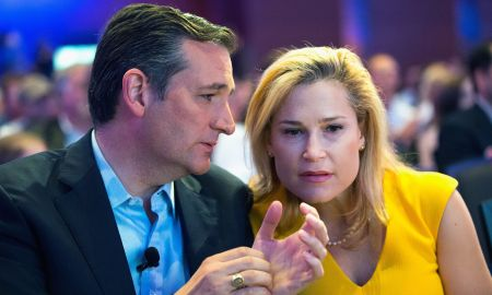 Ted Cruz's Wife Compares Husbands Campaign Struggles To The Fight To End Slavery