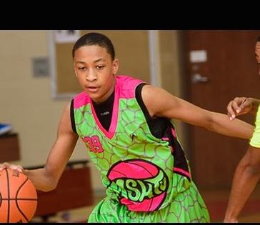 Nimari Burnette Top Chicago basketball prospect