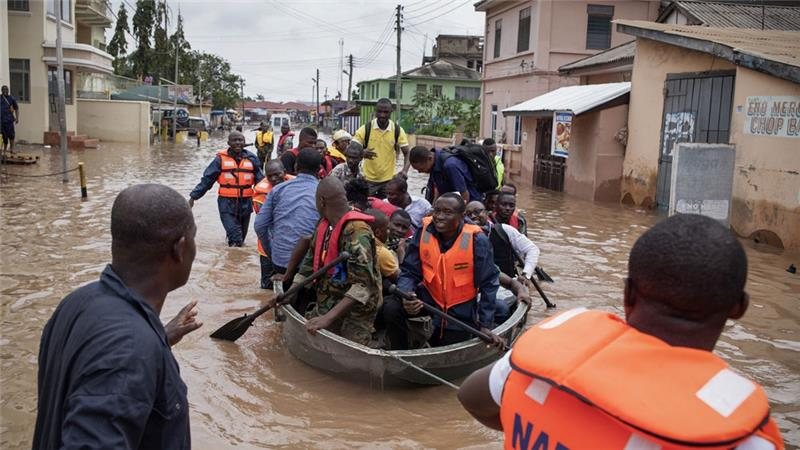 Where Is The Media In Ghana? Floods Leave Many Dead As The Wet Season Intensifies