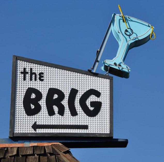 The Brig Bar