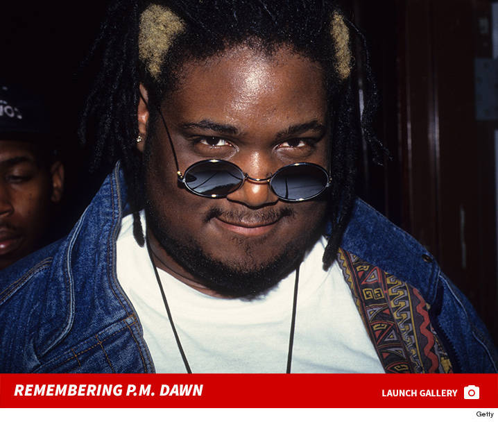 Prince BE From Group P.M Dawn Dead At 46