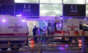 turkey airport attack
