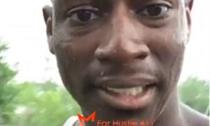 Black Man Makes An Emotional & Tearful Video Says White Cop Tried To Kill Him & Blames Him For The Dallas Cop Killing