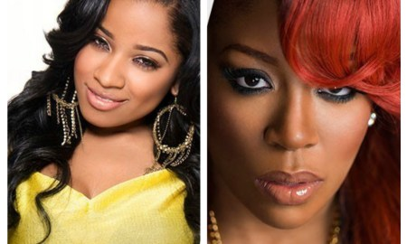 Toya Wright's Brothers Were Both Killed In Louisiana & K. Michelle Put All Beef Aside & Reaches Out To Her