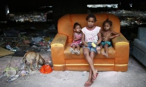 Black Brazilians Say Their Homes Were Destroyed To Make Room For The 2016 Olympics