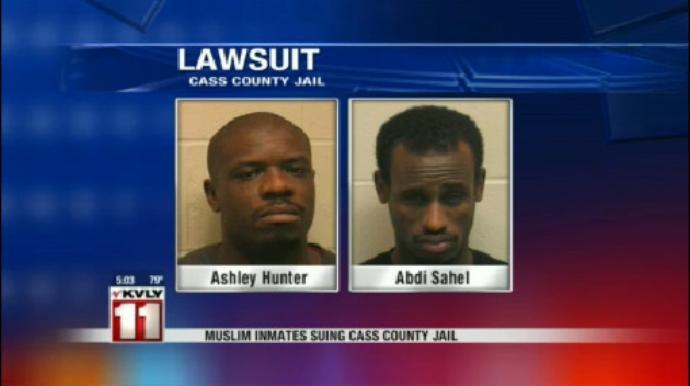 Muslim Inmates Sue, Cass County Jail, Muslims Fed Pork, $ Million Dollar Lawsuit, earhustle