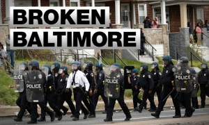Baltimore PD Fires Several Officers In Wake Of Damning Dept Of Justice Report; Same Police Dept That Killed Korryn Gaines