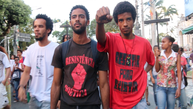 Undeclared Civil War Against Black Youth In Brazil, 1 Killed Every 23 Minutes; Possible Genocide