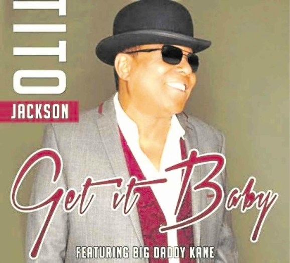 "Tito Jackson Has A new Smash Single Taking The Nation By Storm ""Get It Baby"""