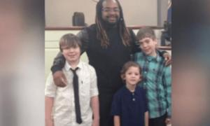 Black Man Adopts 3 White Boys Says Family Is Deeper Than Skin Color