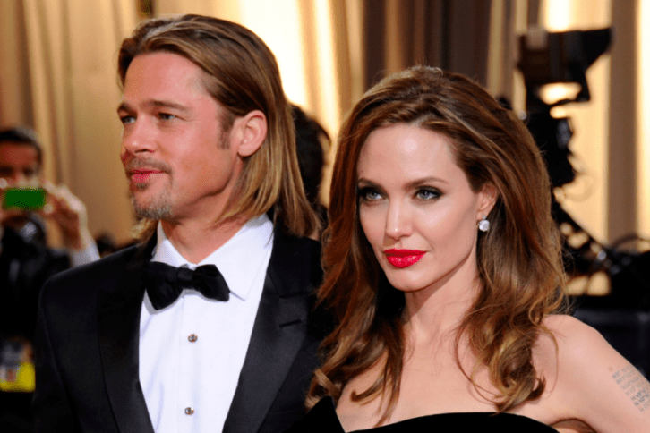 Angelina Jolie Allegedly Files For Divorce From Brad Pitt After Almost A Decade Of Being Married